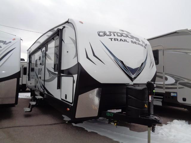 2019 OUTDOORS RV MTN TRX 27TRX