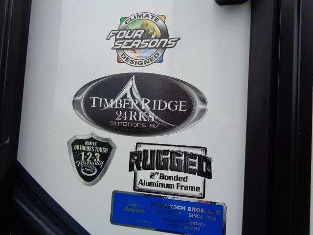 2019 OUTDOORS RV TIMBER RIDGE 24RKS