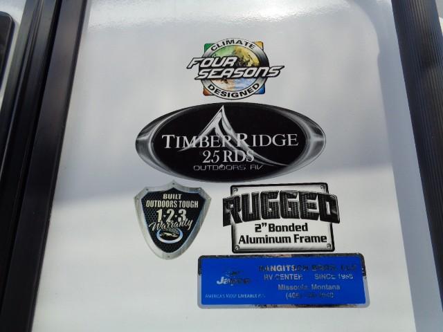 2019 OUTDOORS RV TIMBER RIDGE 25RDS