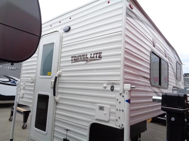 2019 TRAVEL LITE 800X TRUCK CAMPER