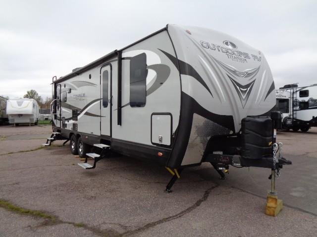 2020 OUTDOORS RV BLACK STONE 270RLS T
